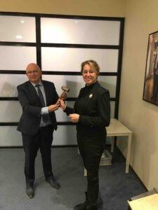 Betty de Boer nieuwe voorzitter Gebiedscommissie ZWK