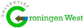 Logo met link naar website Collectief Groningen West