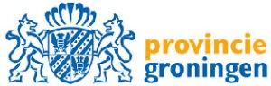 Logo met link naar website Provincie Groningen