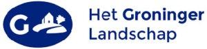 Logo met link naar website Het Groninger landschap
