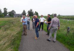 Projectbezoek Zuidelijk Westerkwartier