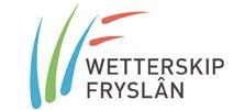Logo met link naar website Wetterskip Fryslan (Waterschap Friesland)