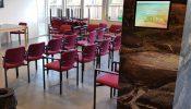 Projectbureau hergebruikt inventaris informatiecentrum Delfzijl