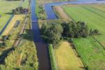 Live radioverslag plaatsing eerste damwand in Lettelbert