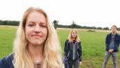 Vlog: stagiaires Waterschap Noorderzijlvest doen onderzoek in het Zuidelijk Westerkwartier