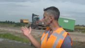 Vlog: herstelwerkzaamheden aan de oude waterstroom de Gave