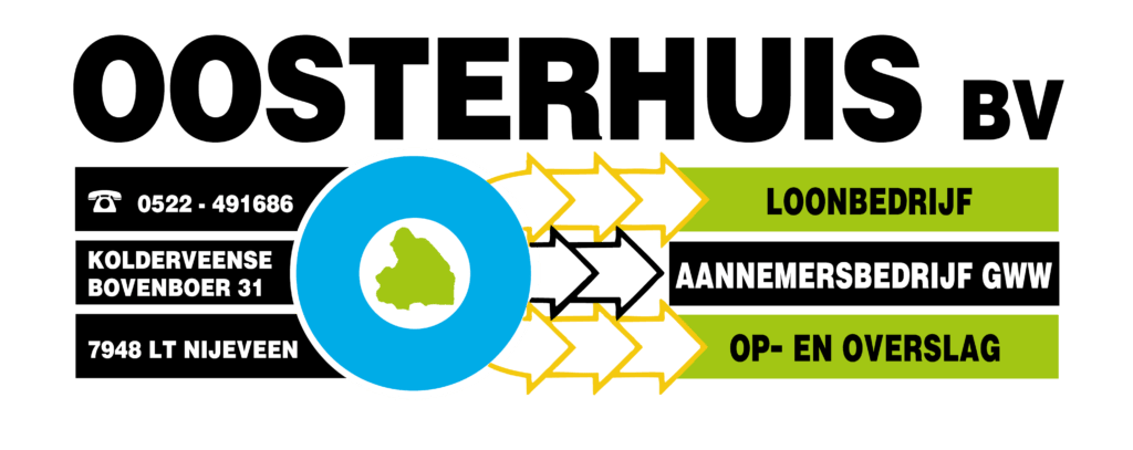 Logo van aannemer Oosterhuis
