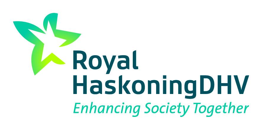 Logo van Royal HaskoningDHV