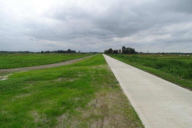 Foto Dijkweg juli 2021